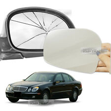 Replacement Side Mirror LH RH 2P + Adhesive for Mercedes-Benz 2003-2009 E-Class