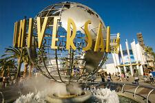 2 Universal studios hollywood etickets