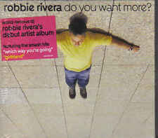 Robbie Rivera-Do You Want More cd album sealed