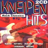 Kneipen Hits-Rock Classics Meat Loaf, Deep Purple, Steppenwolf, Chumbaw.. [2 CD]
