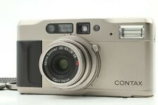 【Mint】CONTAX TVS 35mm Point & Shoot Film Camera from Japan #194