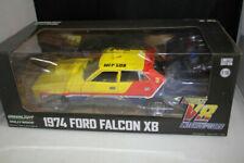 Greenlight Ford XB Falcon Yellow/Red/Blue Police Interceptor - GRL13574