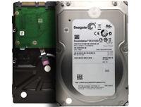 "Seagate ST1000NM0053 1TB 7200RPM 128MB SATA 6Gb/s 3.5"" Enterprise Hard Drive"