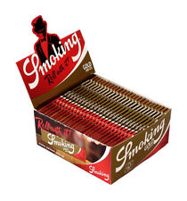 1 Box (50x) Smoking Gold King Size Papers slim Blättchen