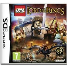 LEGO The Lord Of The Rings Game DS Nintendo NDS DS Lite DSi XL Brand New