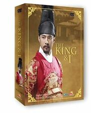 The King and I - Vol. 3 (DVD, 2009, 7-Disc Set) (K)
