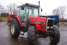 Massey Ferguson MF Tractor Workshop Manuals 3000 & 3100  Series