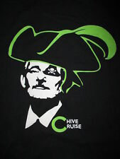 BILL MURRAY AS A PIRATE CHIVE CRUISE T SHIRT Carnival Victory On Chivers SMALL