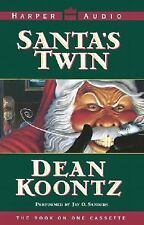 Santa's Twin Bk 1 by Dean Koontz (1996, Cassette, Abridged)