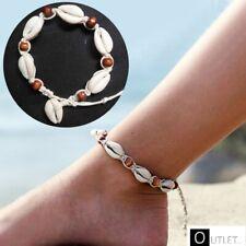 Fashion Jewelry Cavigliera Donna Anklet Mare Conchiglie Monete Bracciale Ferragni Sconti
