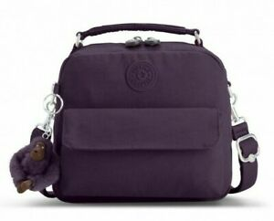 Kipling CANDY Small handbag (convertible to backpack) - Plum Purple