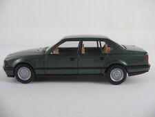 Herpa 3043 BMW 735i (1986-1994) in grünmetallic 1:87/H0 NEU/unbespielt