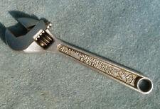 """Duluth Diamond Calk Horseshoe  Adjustable Wrench 4"""" Vintage"""
