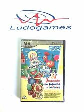 Muppet Babies Jugando Figuras Colores PAL/SPA Precintado Sealed Brand New PC
