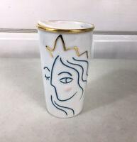 STARBUCKS Ceramic Travel Mug Tumbler 2016 Siren 10 oz