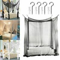 Portable Folding Mosquito Net Insect NET Camping Tent Protector Dustproof Top US