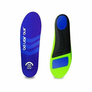 Sports Insoles III- Professional Basketball Insoles // Firm Arch Supports Sho...