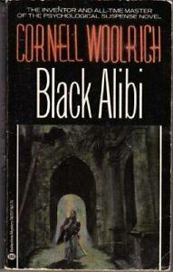 Black Alibi by Cornell Woolrich