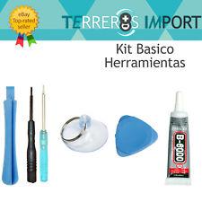 Kit de herramientas Basico Pegamento adhesivo B6000 para reparacion de telefonía