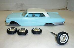 VINTAGE AMT 1961 FORD GALAXIE PROMO CAR