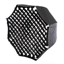 AU 80cm OCTAGON Softbox Umbrella Reflector for Photo Studio Flash Light Lighting