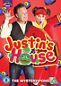 JUSTIN`S HOUSE: THE MYSTERY PONG DVD NUOVO