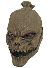 DARKSCARE SCARECROW SCARY LATEX HALLOWEEN HORROR HEAD MASK