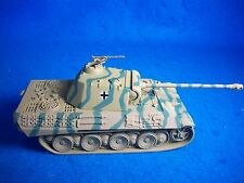 Classic Toy Soldiers WWII German Panther tank (camouflaged)