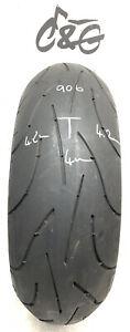 Michelin Pilot Power 2ct   190/50zr17 73w    Part Worn Motorcycle tyre 906