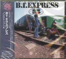 B.T. EXPRESS-NON - STOP-JAPAN CD BONUS TRACK D86