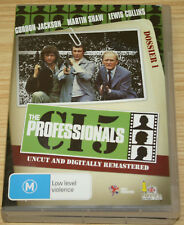The Professionals DVD Dossier 1