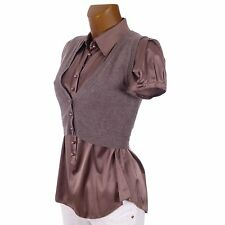 Damenblusen, - tops & -shirts im Blusen-Stil aus Kaschmir