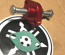 YAMAHA 400 & 450 BIG BEAR,WOLVERINE,GRIZZLY BILLET MANUAL CAM CHAIN TENSIONER 10