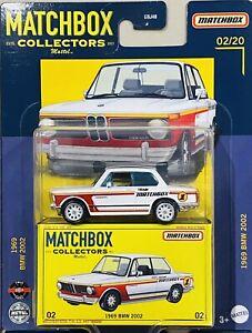 Matchbox Collectors 1969 BMW 2002 (Crazy Sale)