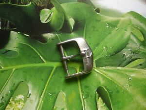 TAG HEUER STAINLESS STEEL BUCKLE & PIN & TONG/16 MM./NR
