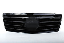 Black Sport Front Center Grille Fits MERCEDES W140 1992-1998