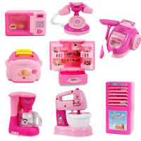 Baby Kid Developmental Educational Pretend Play Home Appliances Kitchen Toy Gift