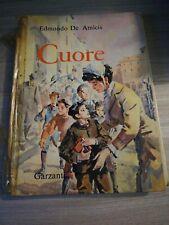 Libro Cuore Edmondo De Amicis Garzanti