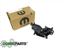 11-18 JEEP GRAND CHEROKEE DODGE DURANGO HOOD LATCH LOCK OEM NEW MOPAR