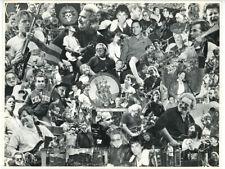 1989 GRATEFUL DEAD setlist photo AT A GLANCE
