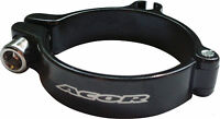 Acor Alloy Clamp-On Bike Frame Mount Gear or Brake Cable Stop Guide Backstop