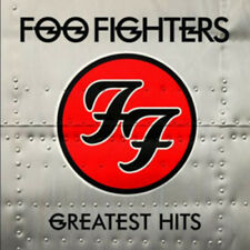 "Foo Fighters : Greatest Hits VINYL 12"" Album 2 discs (2015) ***NEW***"
