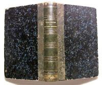 1844 DESCARTES DISCOURS METHODE LEFEVRE 2EDIT° LIVRE BOOK PHILOSOPHIE ESPRIT