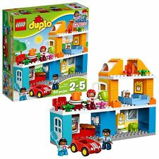 Lego Duplo My Town Family House 1g Block Toys for Toddlers