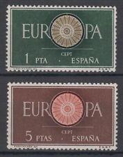 SPAIN (1960) - MNH COMPLETE SET - SC SCOTT 941/42 EUROPA ISSUE
