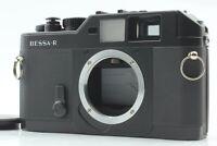 [Mint] Voigtlander Bessa R Rangefinder 35mm Film Camera Black L39 LTM from Japan