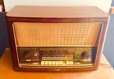 Tubes Radio Saba Meersburg Automatique De 1955 Fonctionne