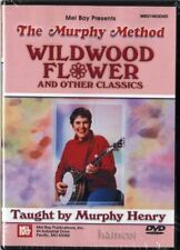 Wildwood Flower & Other Songs Learn to Play Banjo DVD