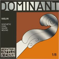 Thomastik Dominant 1/8 size Violin Single String | G String | 4th String