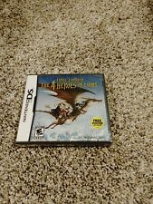 Final Fantasy: The 4 Heroes of Light (Nintendo DS, 2010) Brand New